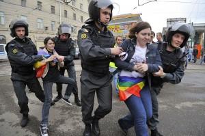 Oposición celebrar manifestación de protesta en Moscú