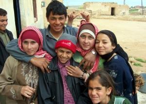 Bedu_children, _Aleppo, _Syria _-_ 1