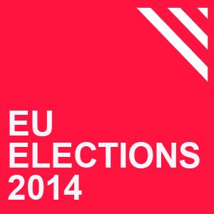 Etholiadau'r UE 2014_red