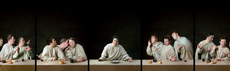 Last Supper annaUse