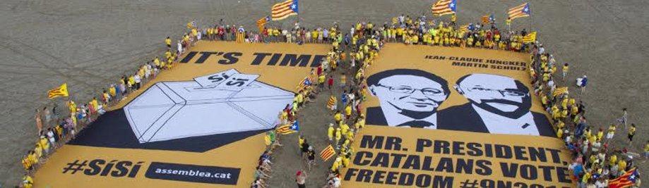 Catalansk-banner