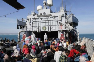 Italiens Beamter fordert Ausstiegsstrategie für Bootspatrouillen mit Migrationshintergrund