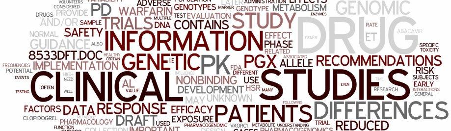 FDAPharmacogenomicsGuidanceWordle