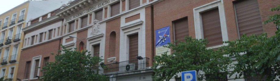 科学西班牙皇家学院在马德里。