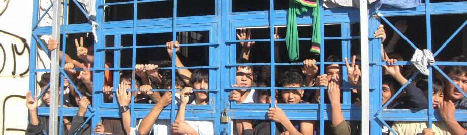 UNHCR_Photo_Greece Detention