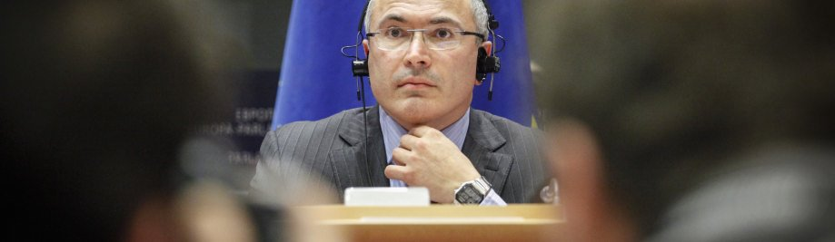 AFET Commitee meeting - Exchange of views with Mikhail KHODORKOVSKY