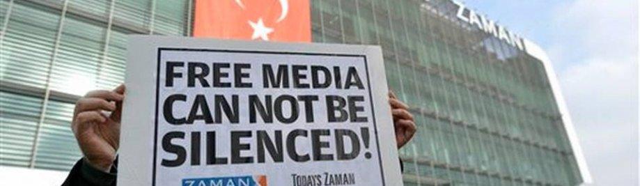 Türkei-Medien-Überfälle