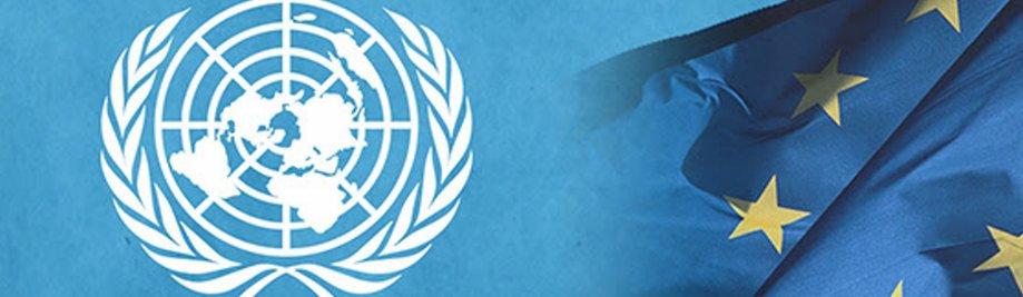 Baner WM-UN-Brussel