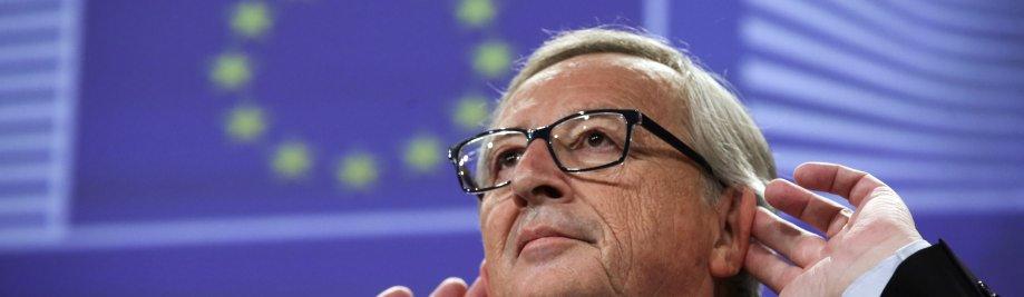 Juncker-gesture