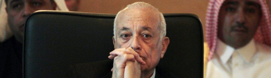 arabische Liga-Generalsekretär-Daten