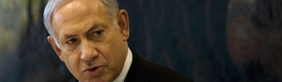 Benjamin Netanyahu-