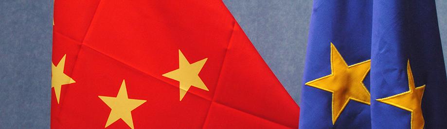 Kiina ja EU