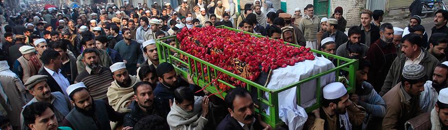 Peshawar-saattoväki