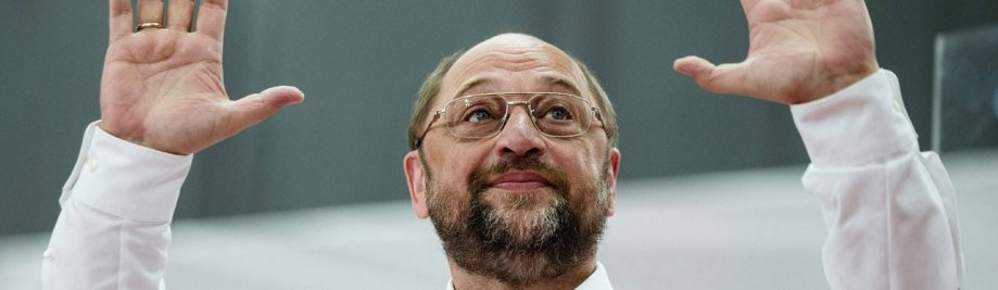 Debat-EUROPEENNES-Martin-Shulz-rate-encore-l-tilaisuudessa-de-debattre-contre-Marine-Le-Pen