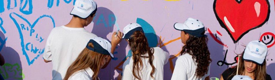 19. syyskuuta 2012 Graffiti-näyttely LCA: n lentokentällä0001