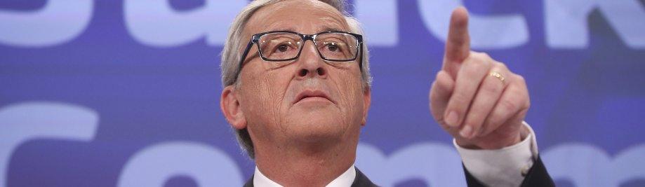 Juncker-presser