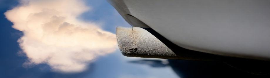 Auto-uitstoot-dat-oorsaak-rookmis-getoets-vir-rookmis toetse