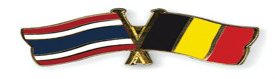 Flag-Pins-Тайланд-Бельгія