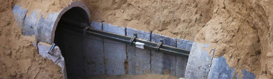 Israel Hamas tonnel