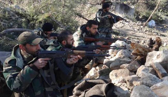 Siriese weermag Eenhede dood 76 ISIS terroriste in Raqqa voor die kruising Turkse grens