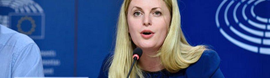 Emma-McClarkin-parlementslid-in-EP