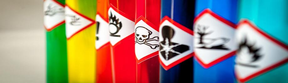 خطرناک شیمیایی