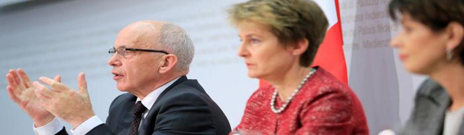 وزیران سوئیس