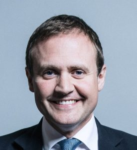 Tom Tugendhat MP, Chairman Foreign Affairs Select Committee