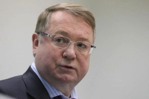 Sergey Stepashin, former Prime Minister of Russia