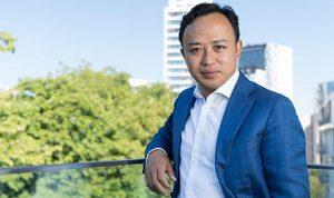 Абрахам Лиу, главен претставник на Хуавеи во институциите на ЕУ