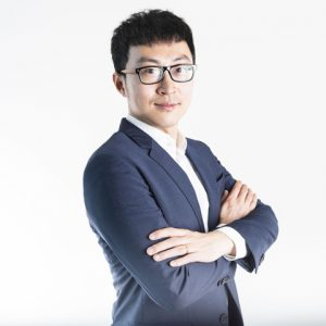 Eric Cui, Chief Content Officer of Huawei in Brussels