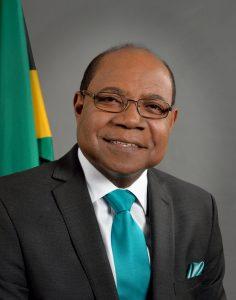 Jamaica's Tourism Minister Hon. Edmund Bartlett