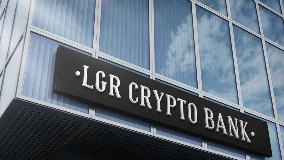LGR Crypto bank of Switzerland